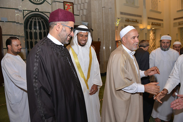 Sheikh Dukali Tarawih Completion on the 27th Night of Ramadan