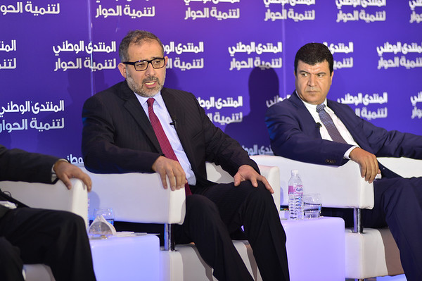 Ambassador Aref Nayed Participates in the Civil Initiatives Libya forum on Dialogue (4-5 September 2105, Tunis)